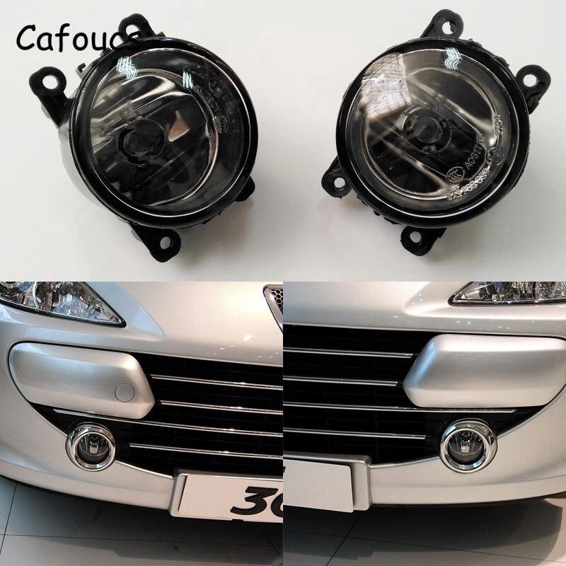 Us 1405 24 Offcafoucs Samochodów Wymiana Lampy Przeciwmgielne Dla Peugeot 207 301 307 308 407 408 607 3008 Dla Citroen C2 C4l C C Quatre C C