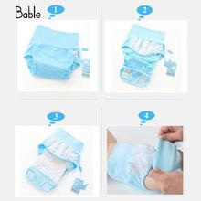 Baby Waterproof Nappy Baby Diapers Baby Nappies Soft Cotton Children Potty Baby Products Newborn Pants