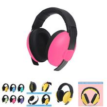 Kids Childs Baby Ear Muff Defenders Noise Reduction Protection Safety Earphone AN88