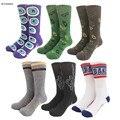 EUA marca Deathwish Jasper Padeiro Homens Meias de algodão longos e Grossos inferior toalha terry crew odd future socks para mulheres dos homens skate