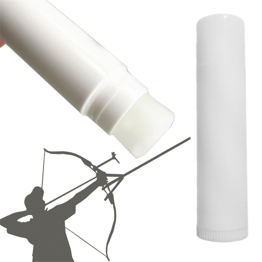 Archery Bow String Waxs Protect Bowstring Waxs For Crossbow Compound Recurve Bow To Increase The Durability Of The Bowstring