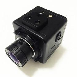 CCTV di Sicurezza Mini 700TVL Sony CCD Auto IRIS Box Camera OSD D-WDR