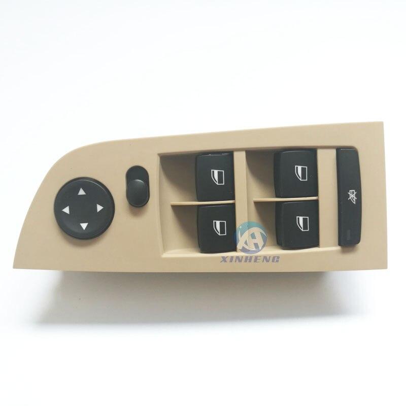 61319217331 61319132133 For BMW E90 E91 318i 320i 325i 330i 335i M3 New Electric Master Window Switch Power Window Switch