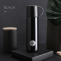 CICA Explosion New Thermals Cup Sport Water Bottle Travel Coffee Mug Stainless Steel Vacuum Cold Cup Student Men And Women 500ml