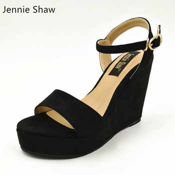 Female Summer Bohemia Sandals Wedges High Heeled Shoes Platform Sandals Women Sys-1113 - DISCOUNT ITEM  20% OFF Shoes