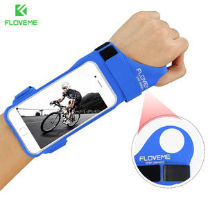 FLOVEME Sports-Armband Band-Cover Phone-Carrying-Case Xr-Holder Huawei Running iPhone Xs