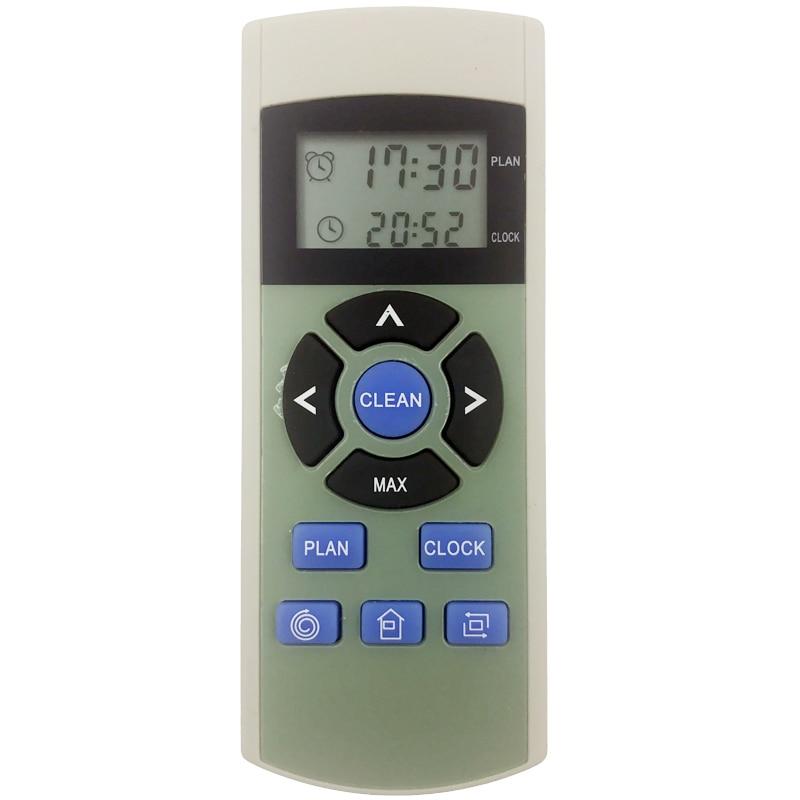 1 шт. пульт дистанционного управления Для Ecovacs Deebot CEN546 CR120 CR121 CEN250 CEN540 CEN546 CEN550 Запчасти для робота-пылесоса