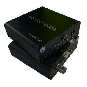 Image 2 - AHD to HDMI/VGA/CVBS HD video converter for high definition large screen LED digital LCD TV transmission data signal
