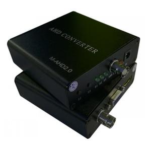 Image 2 - AHD zu HDMI/VGA/CVBS HD video converter für hohe definition große bildschirm LED digital LCD TV übertragung daten signal