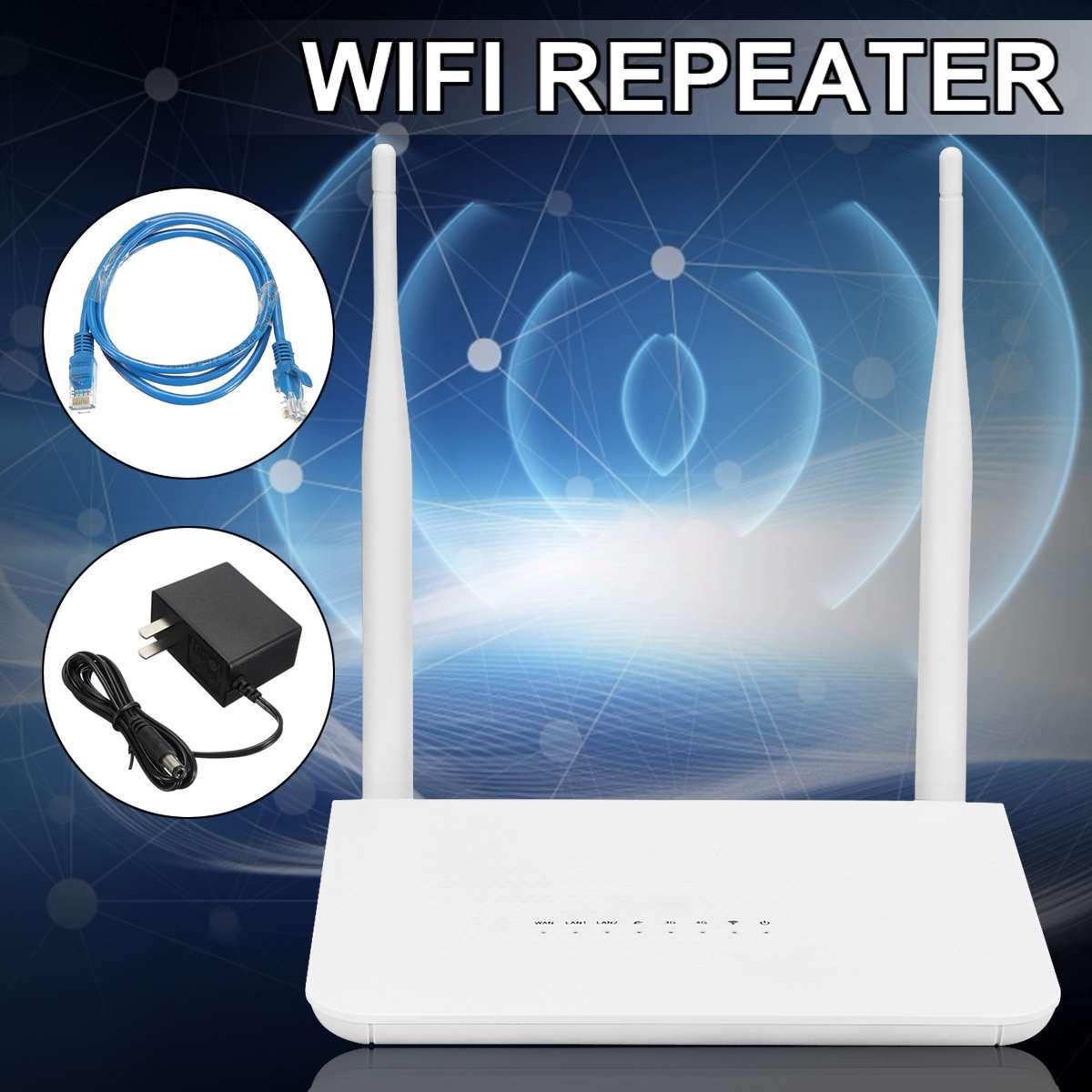 Routeur Mobile LEORY 4G LTE CPE avec prise en charge du Port LAN routeur sans fil Portable 150 Mbps avec 2 antennes externes