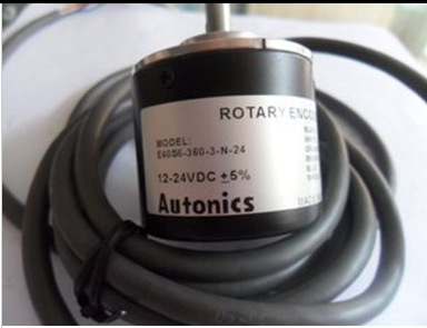 Rotary encoder  E50S8-360-3-T-24  E50S8-360-3-N-24  E50S8-3600-3-N-24 100% new and original e50s8 360 3 n 24 e50s8 60 3 t 24 autonics incremental rotary encoder