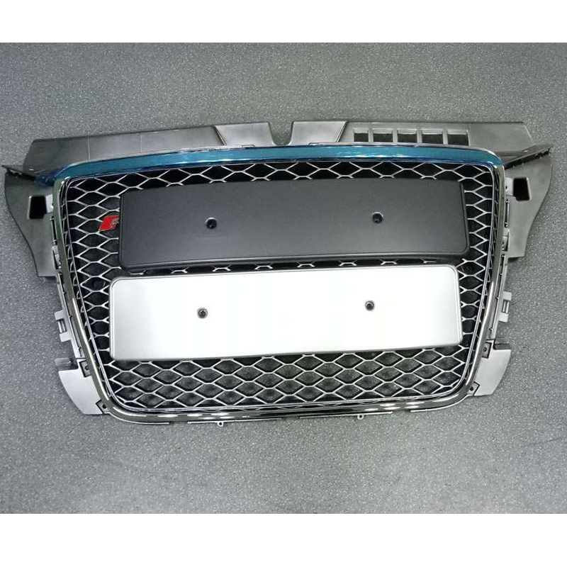 A3 Modified RS3 Style Front Engine Grill Grids for Audi A3 S3 RS3 2009 2010 2011 2012 for audi a7 modified rs7 style front hood center grille grill car styling 2012 2013 2014 2015