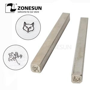 Image 1 - ZONESUN  Custom link for Steel Stamp Metal Punch Die by Ali standard shipping to Spain