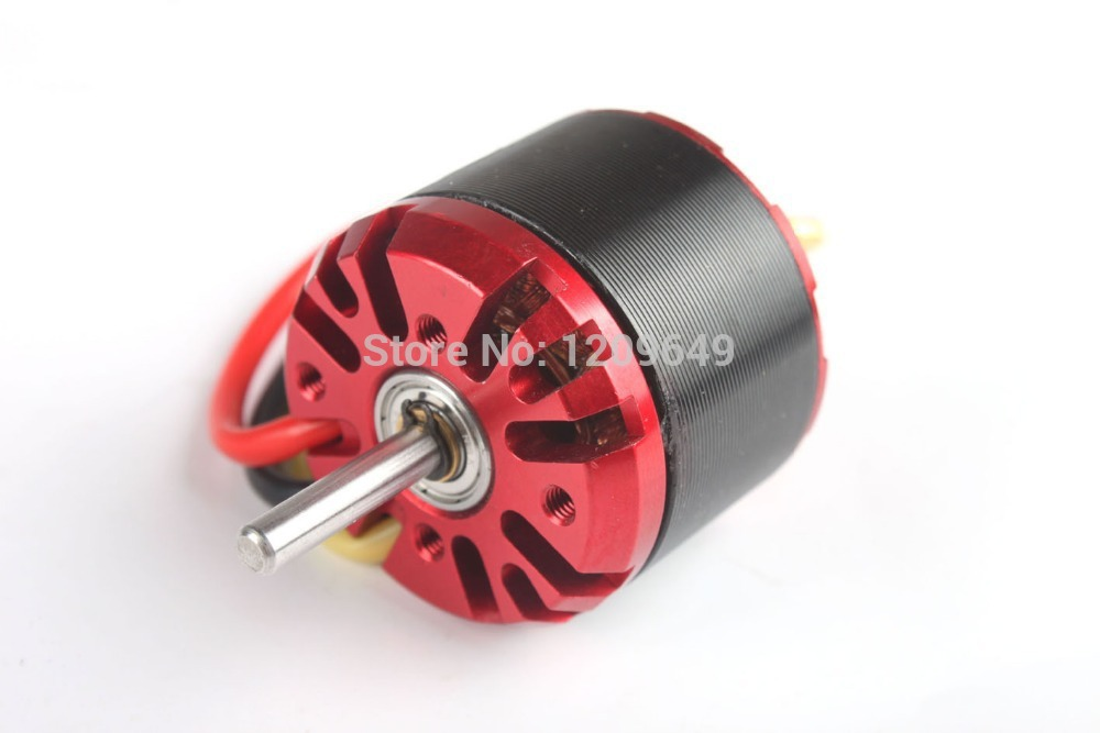 EMP C3536 Outrunner Brushless Motor Plane motor KV1200 with All Installation Accessories free shipping emp n3536 1400kv 1000kv brushless motor outrunner motor for fpv quadcopter drone better than xxd a2814