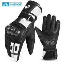 Motorcycle Gloves Winter Thermal Warm Windproof Motocross Gloves Touch Screen Thermal Men's Waterproof Motorbike ATV Gloves цены онлайн
