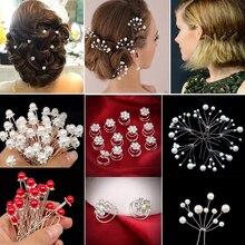 Women Hair Accessories Pearls Beads Hair