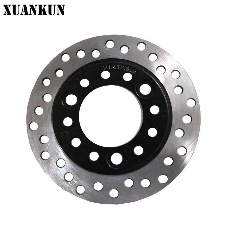 XUANKUN Motorcycle MINI100 / LF100-C / Rear Brake Disc цена и фото