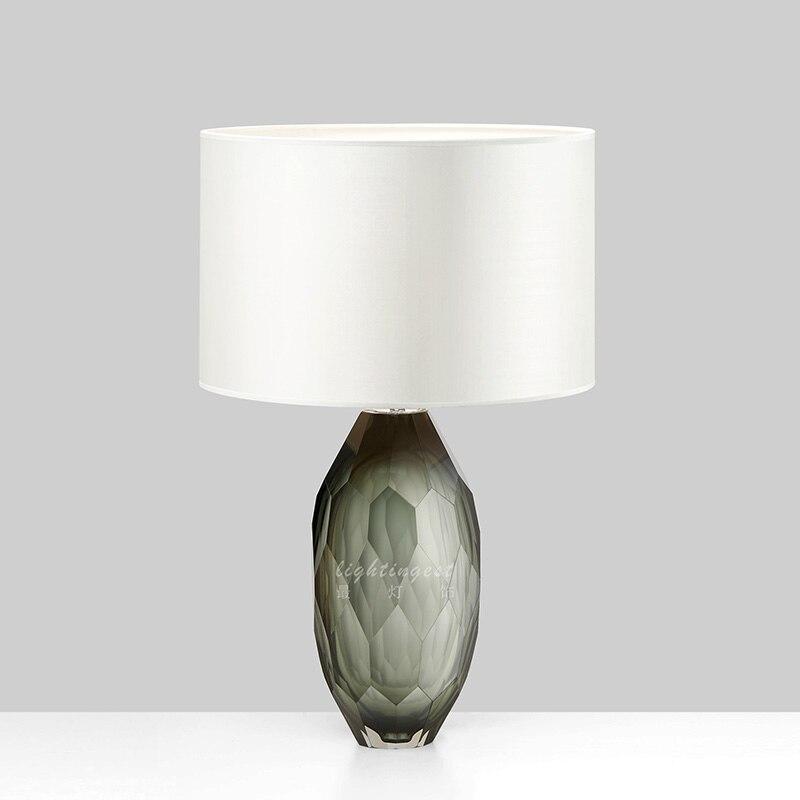 LED Table Lamps for Bedroom Nordic Beside Lamp for Living Room Bedroom Indoor Lighting Fixture Home Decoration Design Art Lights creating home design for living