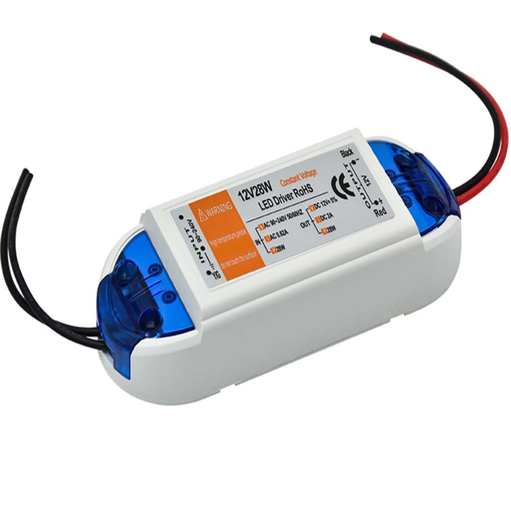 New For LED Strip Ceiling Light Bulb Power Supply DC12V 100W Lighting Transformer LED Driver image