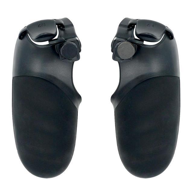 Honcam para FPS Trigger Stop y Grip Cover para playstation 4 controlador para accesorios ps4