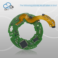50 1.8 50/1.8 Lens mainboard with flex cable motherboard For Canon