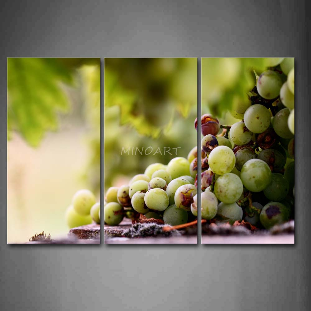 Nice Grape Wall Art Adornment - All About Wallart - adelgazare.info