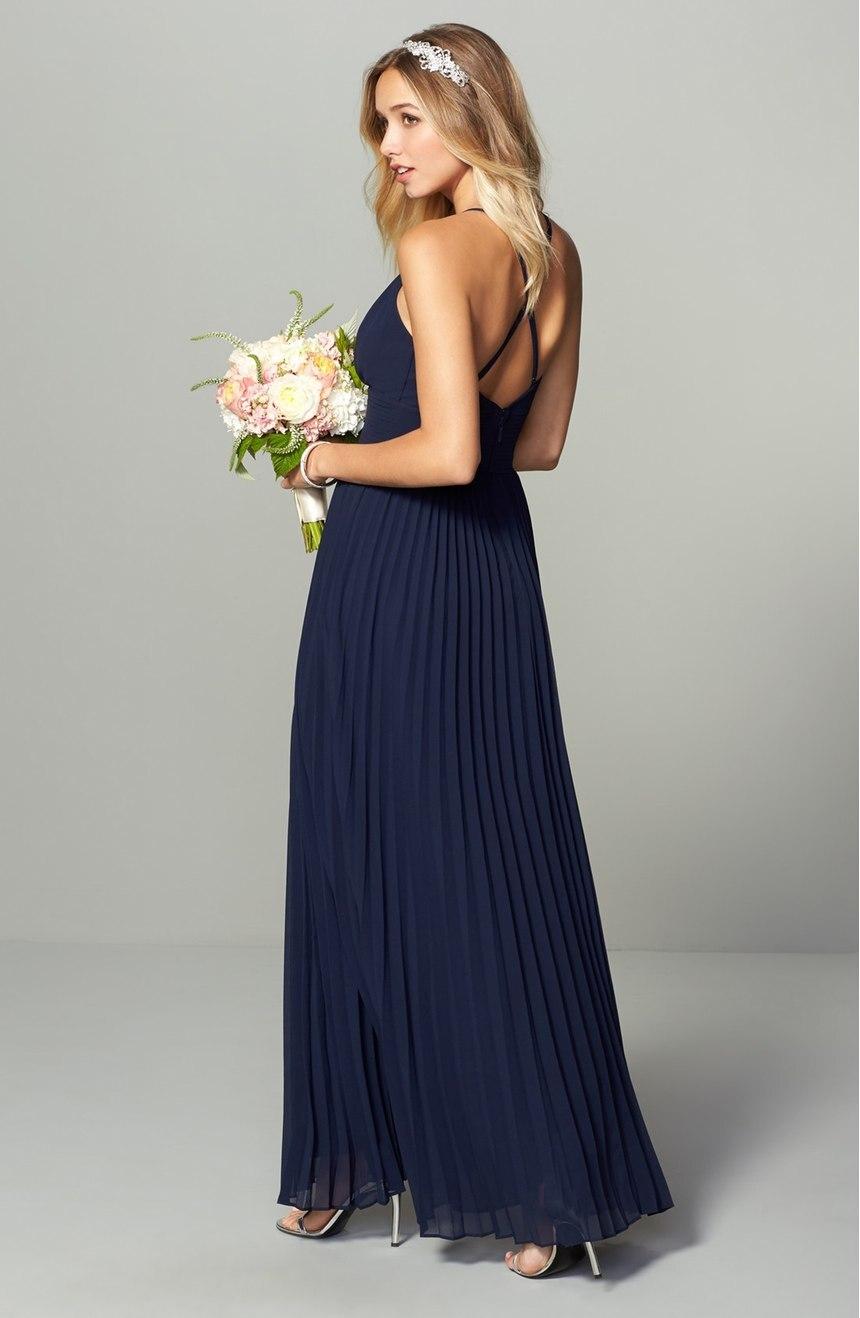 Charcoal Bridesmaid Dresses Promotion-Shop for Promotional ...