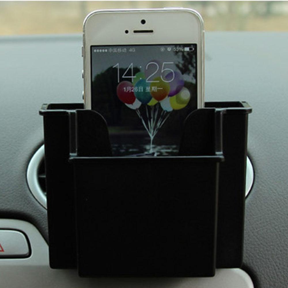 Auto Mobiele Telefoon Houder Lading Doos Houder Pocket Organizer - Auto-interieur accessoires - Foto 5