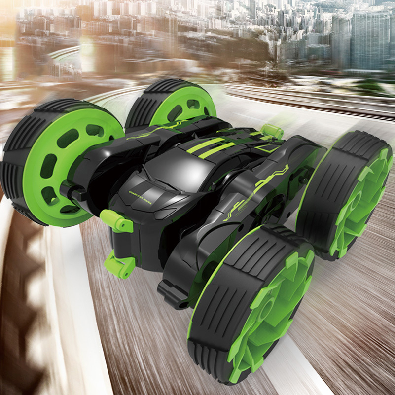 2.4GHz RC Car New Funny Remote Control Toys Stunt Cars Skill Remote Control Super Cars Toys for Children Gifts