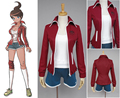 Dangan-Ronpa Danganronpa Aoi Asahina Uniform Girls Jacket Shirt Shorts Anime Halloween Game Cosplay Costumes For Women