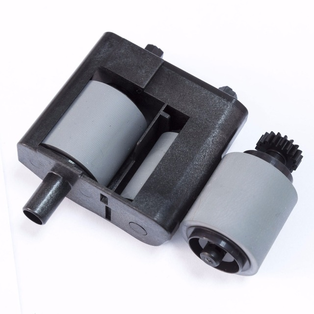 US $135 0 |NEW B5L52 67903 W5U23 67901 for HP Color LaserJet ENT M527 M577  series ADF Roller Kit-in Printer Parts from Computer & Office on
