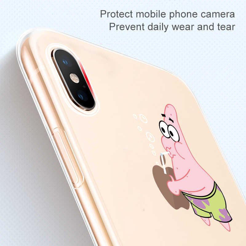 Patroon Telefoon Case Voor Iphone Xs Max 7 6S 6 Plus 8 8Plus IPhone7 IPhone8 Siliconen Soft Cover voor Iphone 11 10 X Xr 11 Pro Max