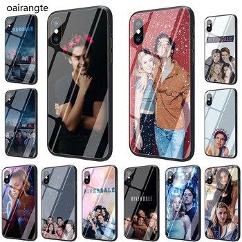 Archie caso de la cubierta del teléfono Betty Veronica Riverdale de vidrio templado para Iphone SE de 2020 11 Pro 6 6S Plus 7 8 Plus X XS X XR XS.