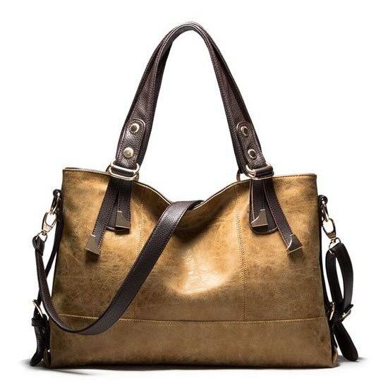 ФОТО 2017 European Fashion Brand Designer Women Leather Handbags Luxury Shoulder Bag High Quality Women's Tote Bag N1201