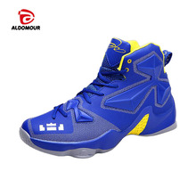 ALDOMOUR Cheap Basketball Shoe High Quality Sneakers Basketball Boots Back to the Future Shoes For Plus Chaussures De Shoe