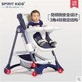 Регулируемый Детский Стульчик детский стульчик детский стульчик для кормления складной регулируемый для столовой