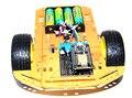 2WD L293D WiFi салона автомобиля с NodeMCU + щит для ESP-12E на основе ESP8266 управления для мобильных устройств