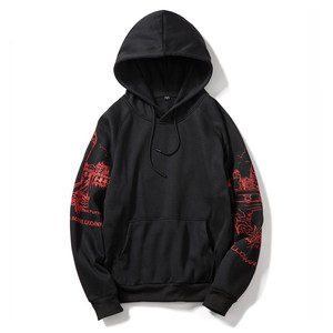 Image 3 - FOJAGANTO sweat shirt pour hommes, sweat shirt dépissure, marque de mode, Style de rue, à manches longues, sweat à capuche pour homme
