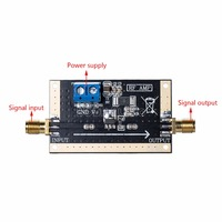 TSBB5089 RF AMP Module Power Amplifier Board 50MHz 6GHz Broadband 20dB Gain