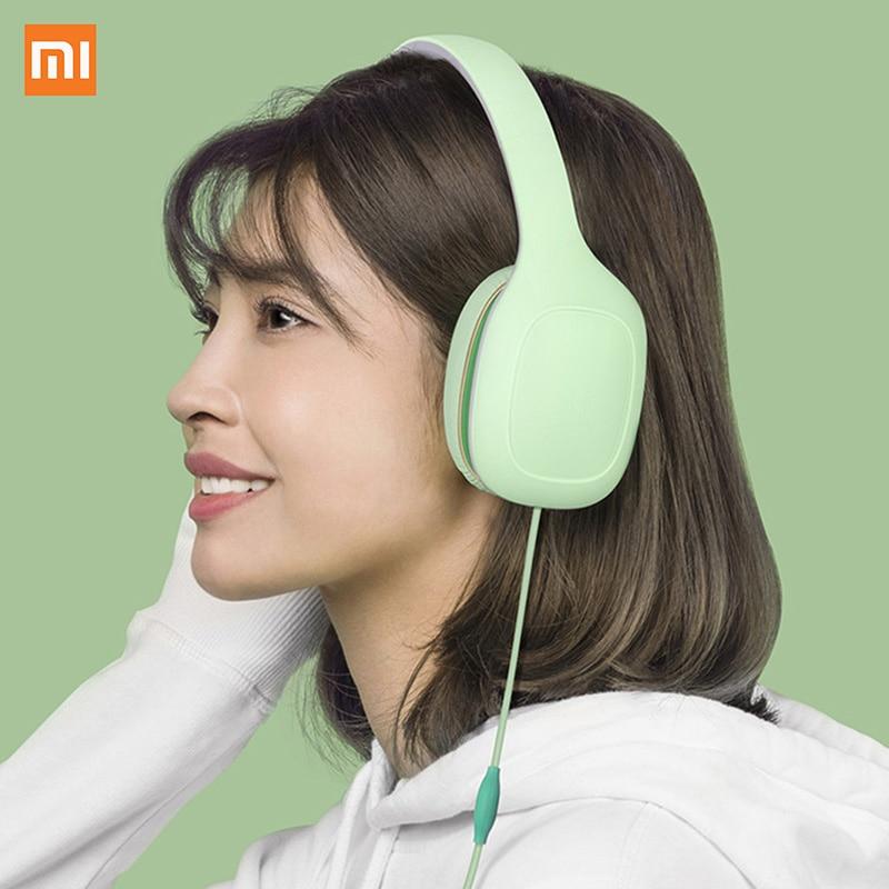 Original Xiaomi Hi-Res Audio Stereo Headphone with Mic  3.5mm Music Earphone Beryllium Diaphragm Microphone Luxury urbanfun exclusive design hybrid 2 way earphone with beryllium diaphragm with microphone for iphone android phone
