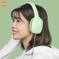 Original Xiaomi Hi Res Audio Stereo Headphone With Mic Foldable 3 5mm Music Earphone Beryllium Diaphragm