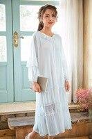 Sexy Dressing Gowns for Women 2018 Spring Summer Bridesmaid Robes Nightwear Nigh Dress Nightie European American Style Sleepwear