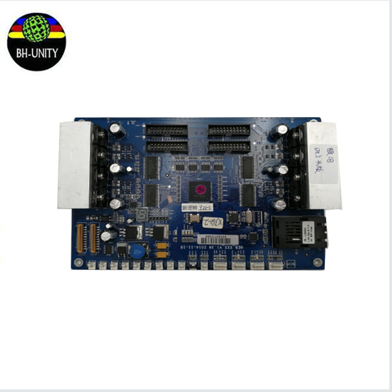 все цены на Best price!Galaxy Printer printhead board for dx5 head REV_1.39 torin hoson eco printer dx5 head board
