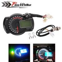 ENVÍO GRATIS 2016-2017 15000 rpm moderna RX2N similar medidor digital LCD del velocímetro del odómetro de La Motocicleta ajustable MAX 299 KM/H