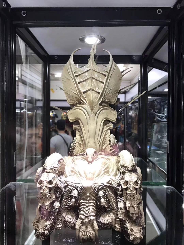 30 см NECA Чужой трон полная высота 14 дюймов новое место ПВХ куклы действия коллекционные статуя Игрушка Рисунок
