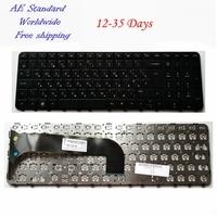 RU Black New Laptop Keyboard For HP M6 M6T M6 1000 M6 1100 M6 1200 1035