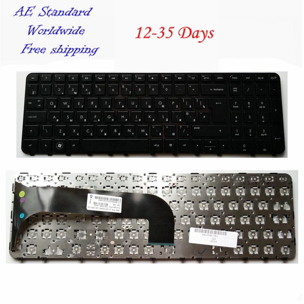 Russian laptop keyboard For HP ENVY m6 m6-1000 m6-1100 m6-1200 PK130U92B06 699851-251 698401-251 RU сервер lenovo x3250 m6 3943e6g