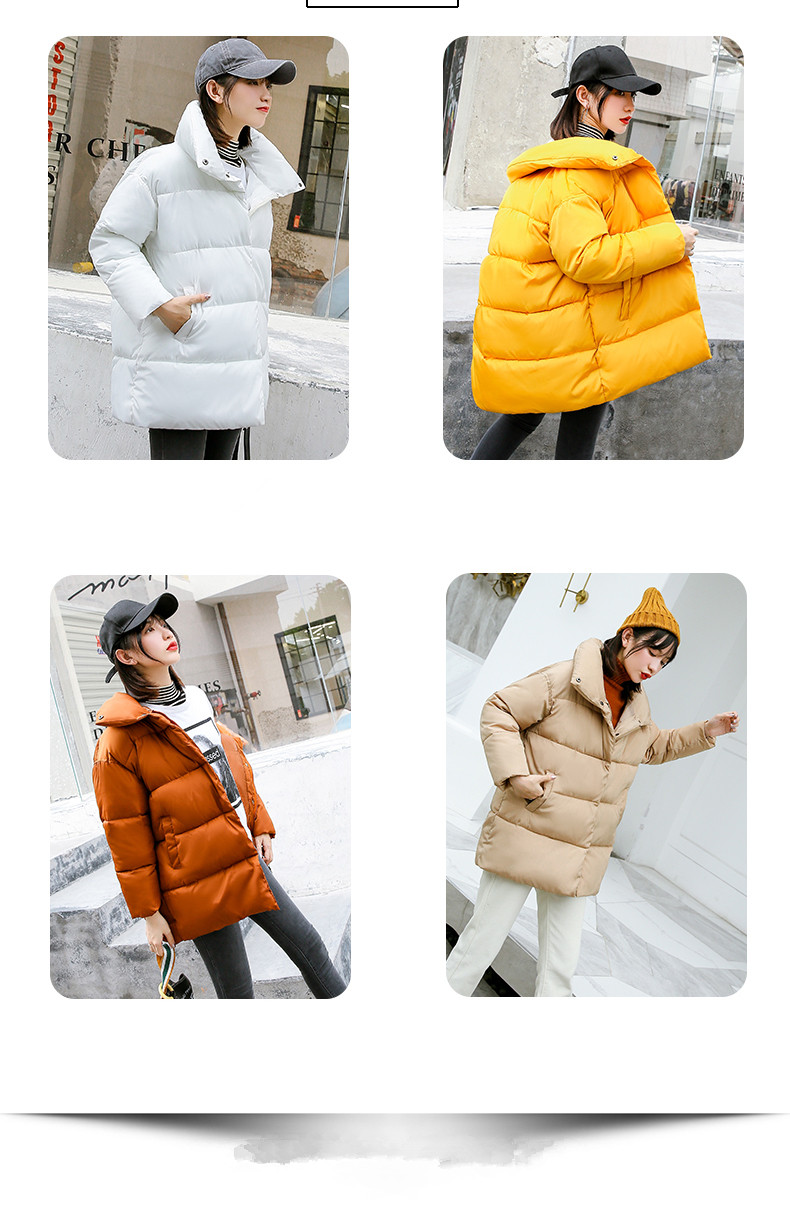 Padded IIMADFWIW Jacket Fashion 3