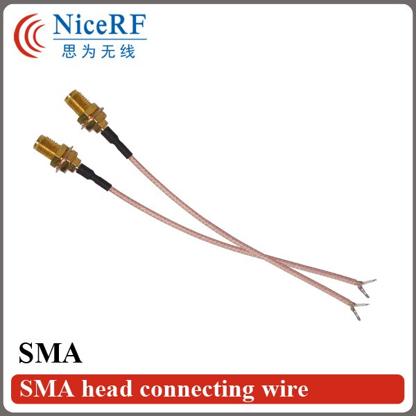 SMA-SMA head connecting wire
