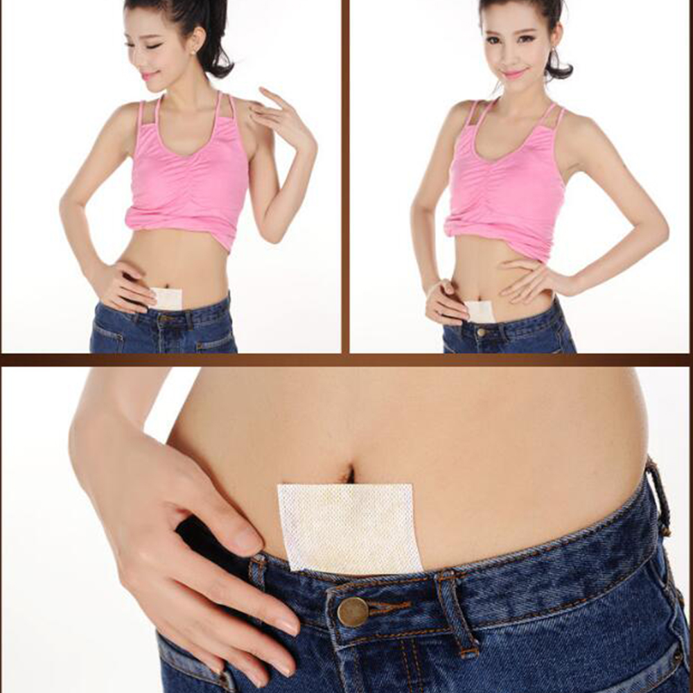 30pcs slim patch hot shapers to slimming patches body wraps weight loss products fat burning parches Toiletry Kits B093